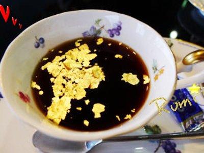 日本代購 花露米。花rumi in JP 日本知名品牌 金澤 金箔咖啡 散裝 5包入