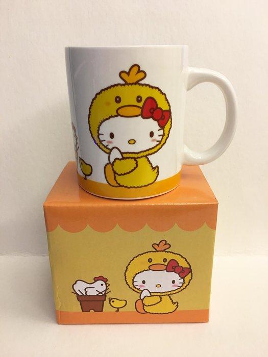 ^燕子部屋 ^三麗鷗 【Hello Kitty】小雞馬克杯