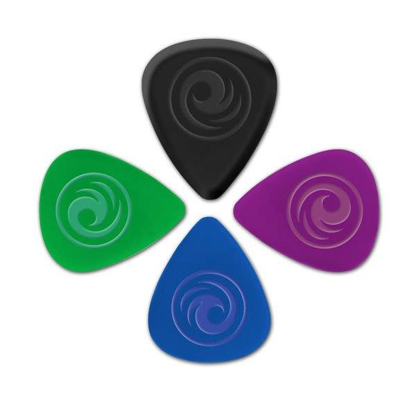☆ 唐尼樂器︵☆ Planet Waves 厚度替換型烏克麗麗/木吉他/電吉他/電貝斯 Bass Pick 彈片