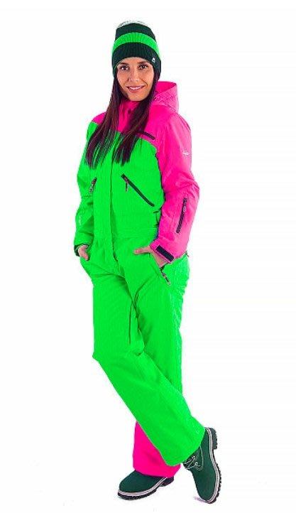 【荳荳物語】歐洲 ICEPEAK俄羅斯 SNOW HEADQUARTER舖棉連身女款滑雪衣,防水10k,出清價2680元