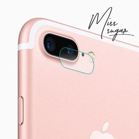 iPhone 7/7 Plus 鋼化玻璃鏡頭保護貼 鏡頭圈 蘋果7 i【Miss.Sugar】【L4002036】