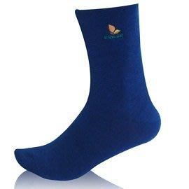 NUMEN 除臭 機能襪~奈米銀-殺菌除臭纖維~休閒紳士襪-寶藍(MIT微笑標章工研院驗證)