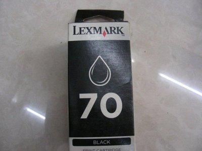 ☆呈運☆Lexmark 70原廠黑色X63/X73/X83/X85/X125/X4200/Z11/Z31/Z42/Z43