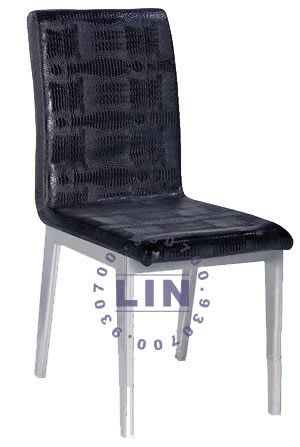 【品特優家具倉儲】3201-01餐椅洽談椅藍琦餐椅