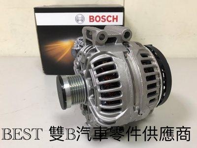 BMW X3 E83 N46 N47 150A 發電機 單導皮帶盤 (BOSCH製全新品) 0124525561