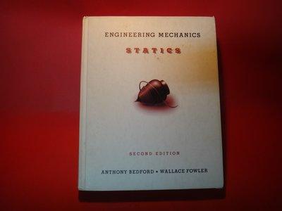 【愛悅二手書坊 14-44】Engineering Mechanics: Statics