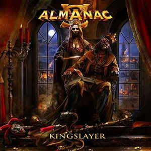 【搖滾帝國】ALMANAC / Kingslayer