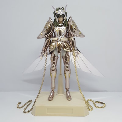 【日本帶回】 聖鬥士星矢 SAINT SEIYA 聖衣神話 神聖衣 仙女座 瞬 SHUN 合金 可動 公仔 模型