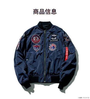 "STRICT-G × ALPHA LIGHT MA-1 『機動戦士ガンダム』一年戦争史 ""地球連邦軍""モデル"