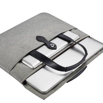 時尚簡約風筆電手提包 輕薄電腦包 防震包 電腦保護包 13吋 15.6吋