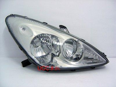 【UCC車趴】LEXUS 凌志 ES300 ES330 02-03 原廠型 HID 晶鑽大燈 TYC製 一邊4800