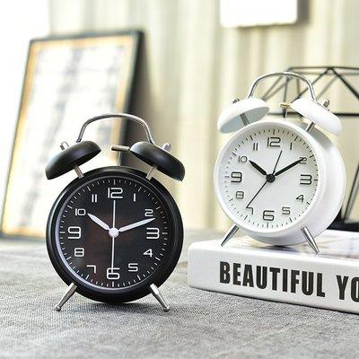 hello小店-創意學生用簡約臥室擺件靜音時鐘桌面鐘表床頭迷你兒童ins小鬧鐘#計時器#鬧鐘#時鐘#