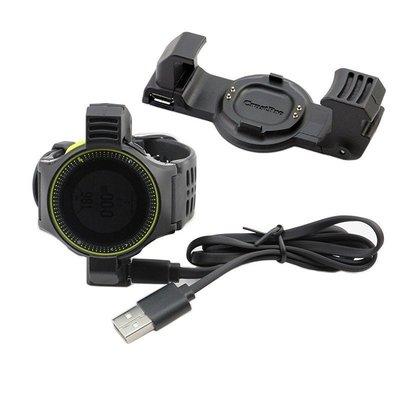 佳明Garmin Forerunner 225 座充 智能手錶USB充電底座 帶數據線SEER-55@da90099