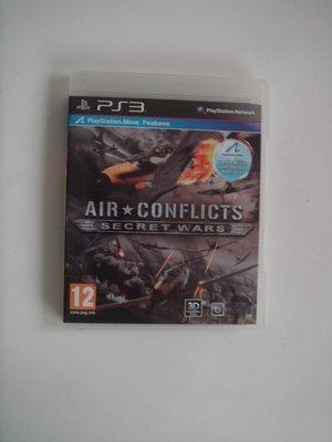 PS3 空中衝突 秘密戰爭 Air Conflicts Secret Wars