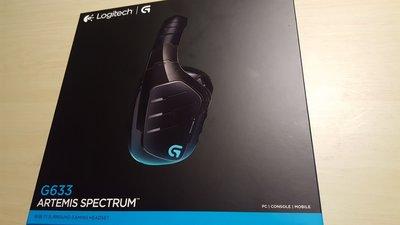 Logitech headset G633 ARTEMIS SPECTRUM™