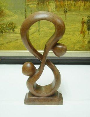 【觀天下‧藝術天地】早期西洋藝術收藏 ◎ 西洋木雕藝術《體操》