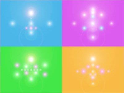 [心靈之音] #215 阿西塔指揮星艦(外星人接觸與星艦連結)-ASHTAR COMMAN-能量催化圖-美國進口中文說明