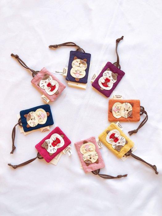 日本卡拉貓~Gon/Pon醬平安符套