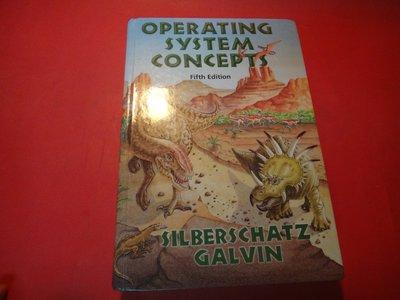 【愛悅二手書坊 05-43】Operating System Concepts
