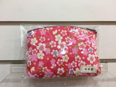 櫻花化妝包收納包(日本製)