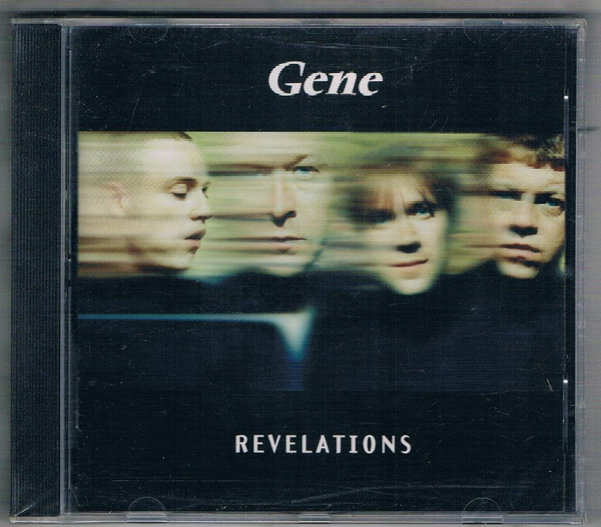 [鑫隆音樂]西洋CD- Gene / Revelations{5471192}/全新/免競標
