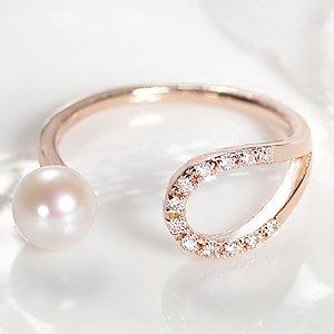 *misaki*の日本Jewelry純代購【日本網路飾品】【天然鑽石6分】 10K金戒指【3種K金】【山梨 昭和店 】