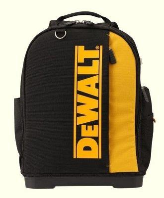 景鴻五金 公司貨 DEWALT 得偉 強韌專業型收納背包 工具收納背包 工具後背包 DWST81690-1 含稅價