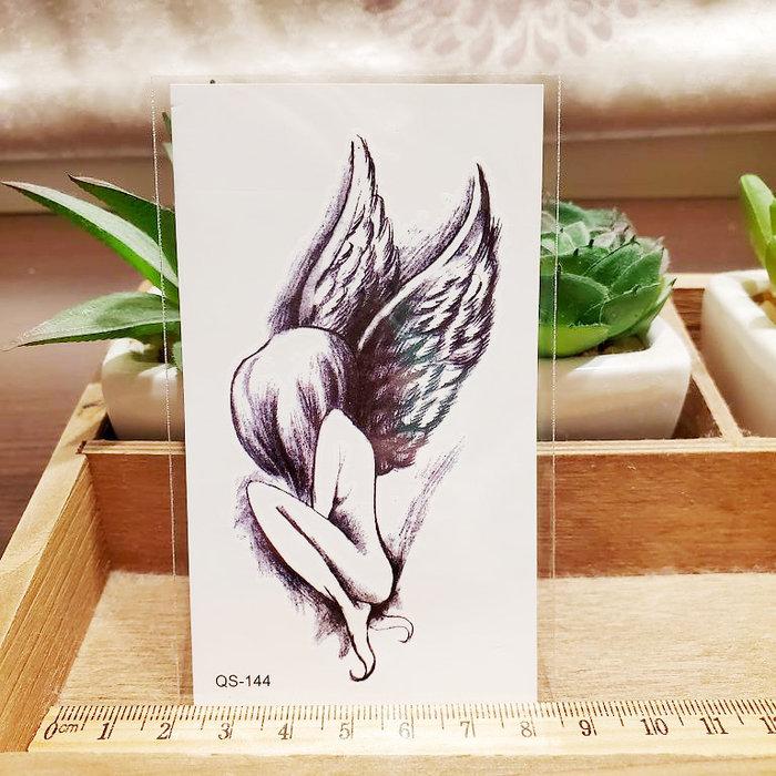 【萌古屋】精靈 - 男女防水紋身貼紙刺青貼紙QS-144 K12