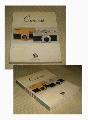 [賞書房] 進口攝影原文書《骨董相機 Cameras》  Prince R. de Croy-Roeulx 原著