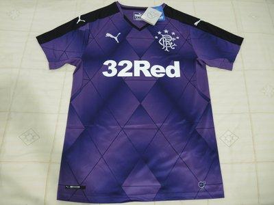 全新正品 1516 puma 蘇格蘭 格拉斯哥流浪者 三客場球衣(世界盃 世足 歐洲國家杯 法國 葡萄牙 德國 冰島)