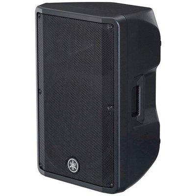 【六絃樂器】全新 Yamaha DBR12 二音路主動式喇叭*2 / 舞台音響設備 專業PA器材