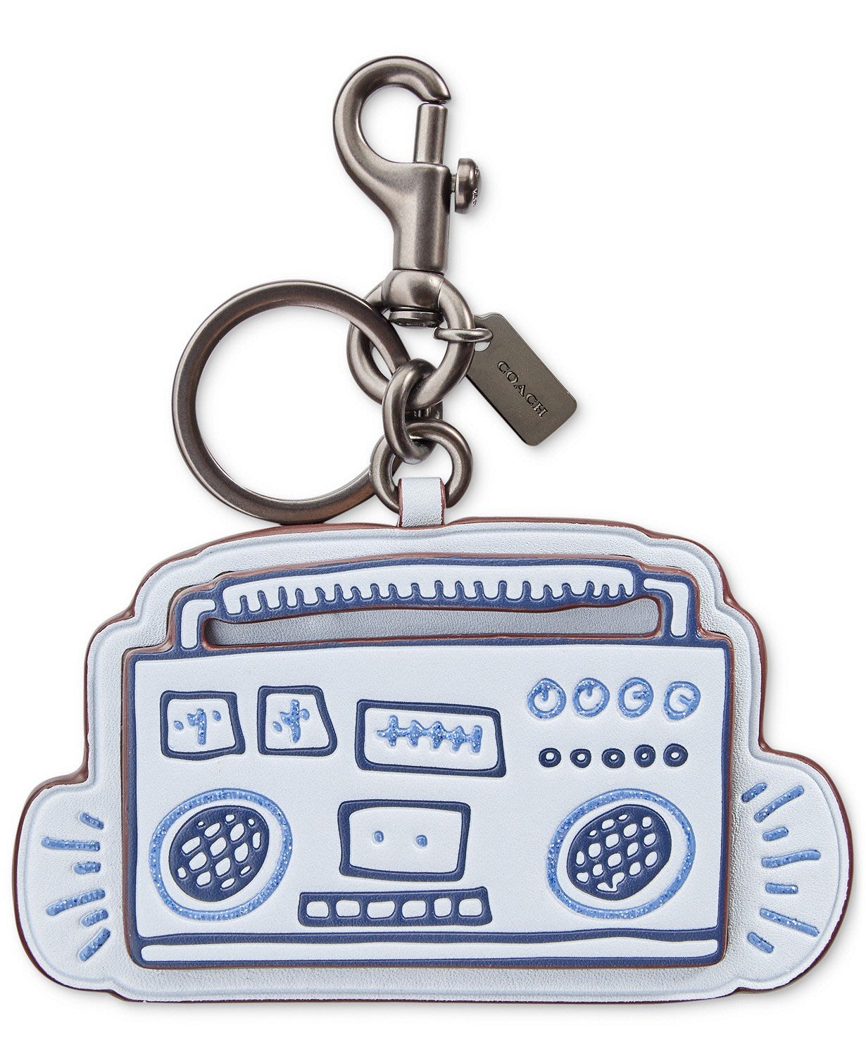 Coco小舖Coco小舖COACH 28583 Keith Haring Boombox Bag Charm  音箱吊飾