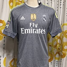 皇家馬德里 Real Madrid 15-16 Away size XL BNWT