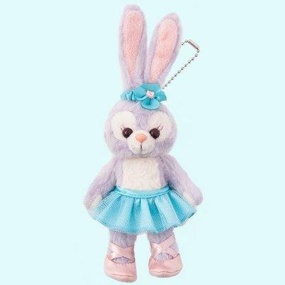 尼德斯Nydus 日本 東京迪士尼海洋限定 達菲熊 Duffy 新朋友 史黛拉兔 Stella Lou 吊飾 藍色裙子
