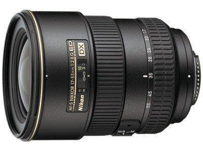 Nikon AF-S 17-55mm F2.8G • IF-ED DX 『榮泰公司貨』17-55 mm F/2.8G