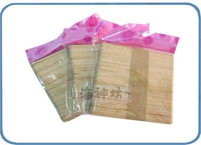 =海神坊=11cm 小冰棒棍 美勞用 原木色 製作藝品 咖啡調棒 包裝配件 婚禮小物 50pcs 144入1350元免運