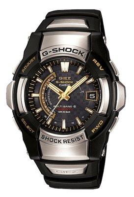 CASIO原廠G-Shock GS-1200-9ADR公司貨 原廠保固一年