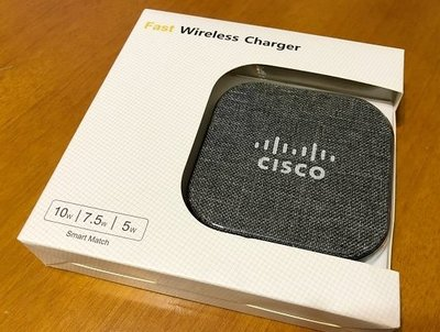 Cisco 無線 充電座 Wireless Charger