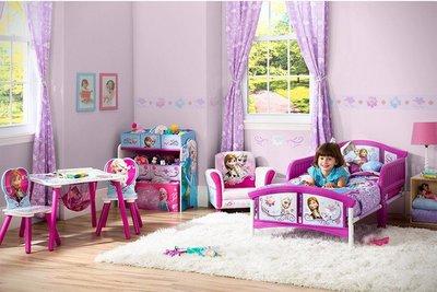Disney迪士尼兒童床(包送住宅) 原裝出口廠貨兒童家具