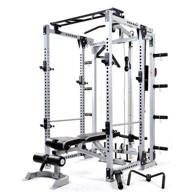 重量訓練深蹲龍門架