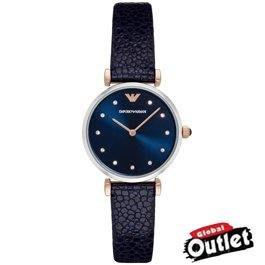 【全球購.COM】EMPORIO ARMANI 亞曼尼 AR1989 義大利精品 皮帶女錶 歐美正品代購