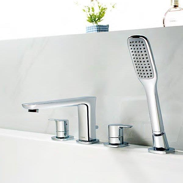 《101衛浴精品》BETTOR 現代MODERN 四件式 浴缸龍頭 FH 8173C-662 歐洲頂級陶瓷閥芯【免運費】