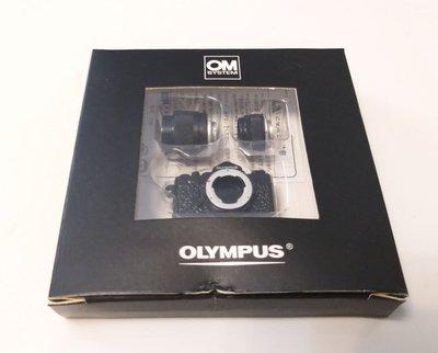 Olympus system 1:6 camera 適合自組 figure用 (白色已售)