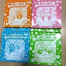 全新非賣品 ASAHI X ANPANMAN 麵包超人膠碟一套4款