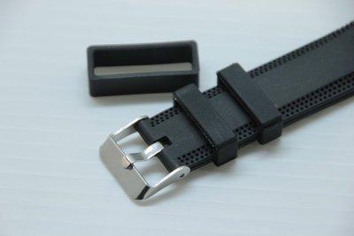 16mm, 18mm, 20mm, 22mm, 24mm矽膠製錶帶圈, 錶圈, 錶環, watch strap'''' loop適用 台北市