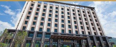 FHOTEL 台東 知本館 四人房,4人房住宿券,含四客早餐,設施使用,平日不加價,假日加價1200