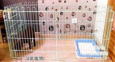 【格倫雅】^寵物柵欄狗籠子組合式 泰迪小狗圍欄 加粗鐵籬笆小型犬狗53232[g-l-y49 台北市