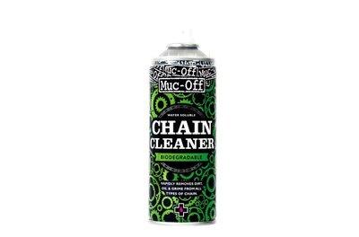 【三鐵共購】【MUC-OFF 英國來的自行車專業清潔保養用品】BIO鏈條清潔劑400ml