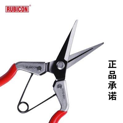 羅賓漢RUBICON日本進口果枝剪園藝剪刀園林修花剪RPS-807