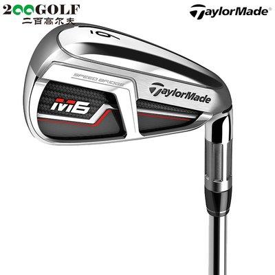 Sarah~ Taylormade泰勒梅 高爾夫球桿 M5/M6 男士鐵桿 golf單支鐵桿 鐵桿